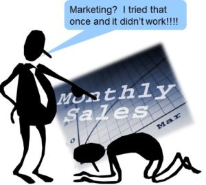 Marketing - the secret weapon of sales