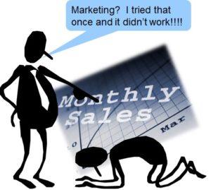 Marketing - the secret weapon of sales