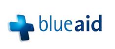 blueaid logo